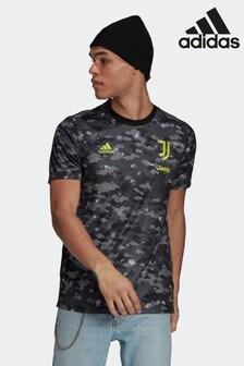 adidas Grey Juventus Pre-Match Jersey