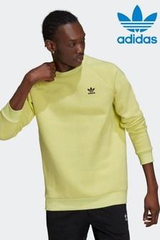 adidas Originals Adicolor Essentials Trefoil Crew Neck Sweatshirt