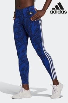 adidas Sportswear Future Icons Animal-Print Leggings