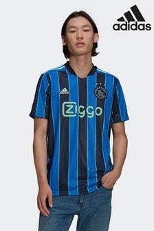 adidas Blue Ajax Amsterdam 21/22 Away Jersey