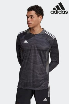 adidas Condivo 21 Primeblue Long Sleeve Goalkeeper Jersey