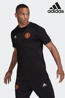 adidas Manchester United Travel Jersey T-Shirt