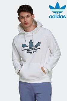 adidas Adicolor Shattered Trefoil Hoodie