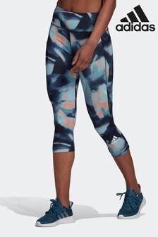 adidas FeelBrilliant AEROREADY You for You 3/4 Printed Sport Leggings