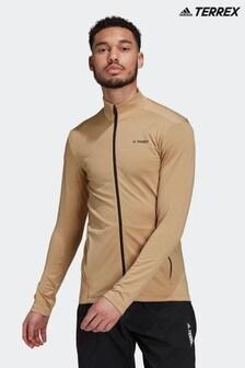 adidas Terrex Multi Primegreen Full-Zip Fleece Jacket