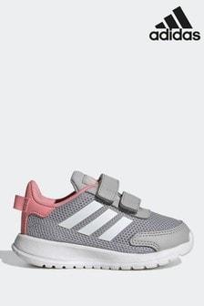 adidas Grey Tensaur Shoes