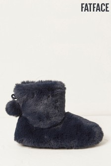 FatFace Freya Slipper Boots