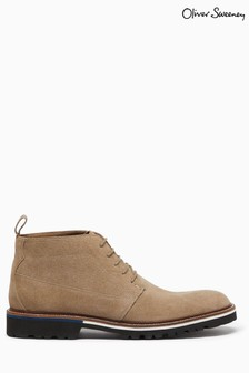Oliver Sweeney Suede Chukka Boots