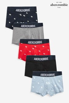 Abercrombie & Fitch 5 Pack Boxers