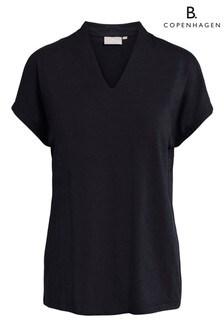 B. Copenhagen Black T-Shirt