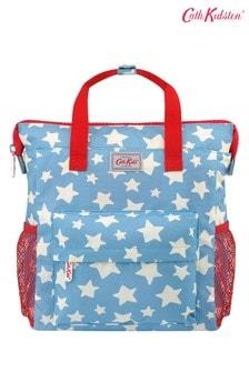 Cath Kidston Blue Kids Large Tote Shooting Star Backpack