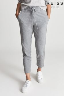 Reiss Neave Slim Fit Jersey-Stretch Trousers