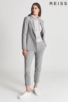 Reiss Neave Slim Fit Jersey-Stretch Blazer