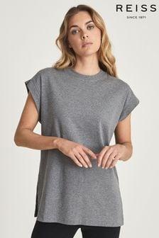 Reiss Eddie Cotton-Jersey T-Shirt
