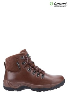 Cotswold Brown Barnwood Hiking Boots
