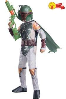 Rubies Star Wars Boba Fett Fancy Dress Costume