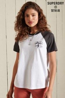 Superdry Raglan T-Shirt