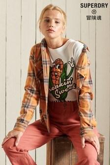 Superdry Organic Cotton Classic Lumberjack Shirt