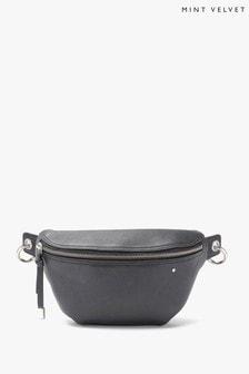 Mint Velvet Stephanie Grey Belt Bag