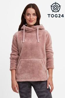 Tog 24 Pink Sawley Hooded Fleece