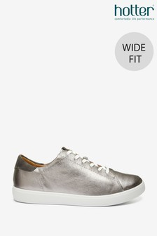 Hotter Switch II Wide Fit Lace-Up Deck Shoes
