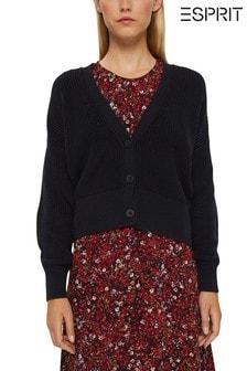 Esprit Black Sweater Cardigan