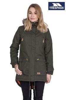 Trespass Womens Brown Clea Tp50 Jacket
