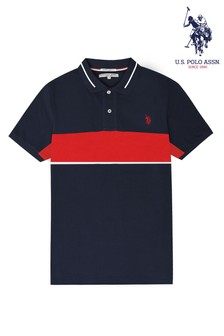 U.S. Polo Assn. Tipped Poloshirt