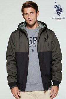U.S. Polo Assn. Colour Block Jacket