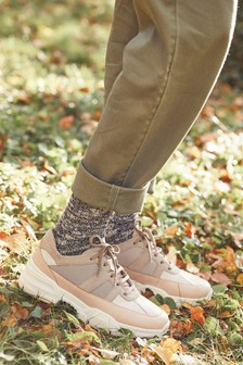 Water Resistant Hiker Trainers