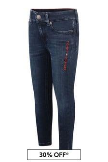 Boys Blue Denim Scanton Slim Fit Jeans