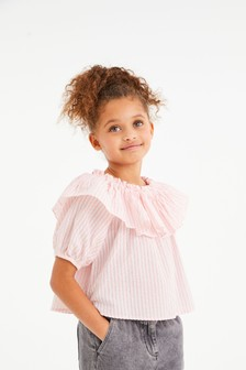 Frill Blouse (3-16yrs)