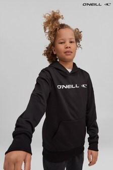 O'Neill Black Rutile Hooded Fleece