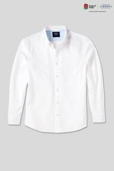 Charles Tyrwhitt England Rugby RFU Oxford Shirt