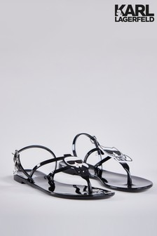 Karl Lagerfeld Jelly Sandal