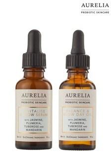 Aurelia Glowing Skin Duo (worth £102)
