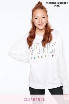 Victoria's Secret Pink Everyday Lounge Campus Crew