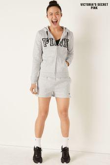 Victoria's Secret PINK Everyday Lounge Zip Up Hoodie