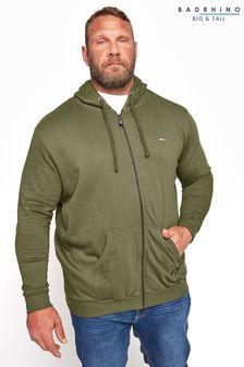BadRhino Essential Zip Through Hoodie