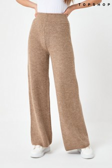 Topshop Knitted Lounge Trousers