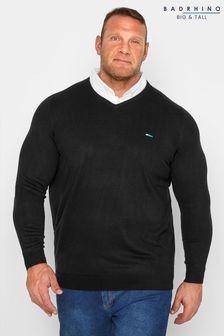 BadRhino Essential Mock Shirt Jumper