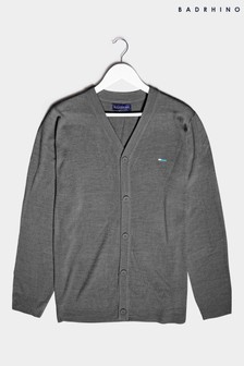 BadRhino Essential Knitted Cardigan