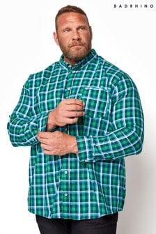 BadRhino Cotton Check Shirt