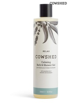 Cowshed RELAX Calming Bath and Shower Gel 300ml