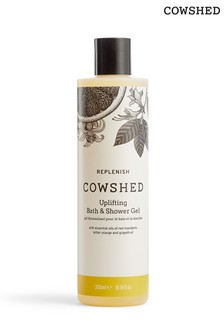 Cowshed REPLENISH Uplifting Bath and Shower Gel 300ml