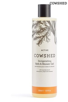 Cowshed ACTIVE Invigorating Bath and Shower Gel 300ml
