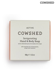 Cowshed Hand and Body Soap 100g
