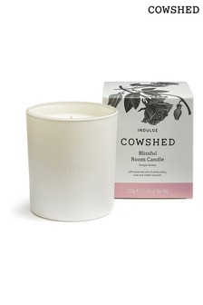 Cowshed INDULGE BLISSFUL Room Candle 220g