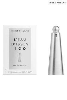 Issey Miyake IGO L'Eau d'Issey Eau de Toilette Cap 20ml