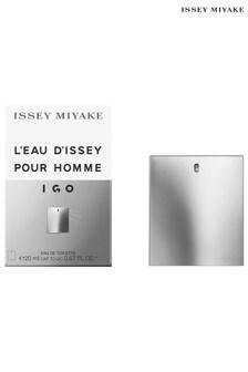 Issey Miyake IGO L'Eau d'Issey pour Homme Eau de Toilette Cap 20ml
